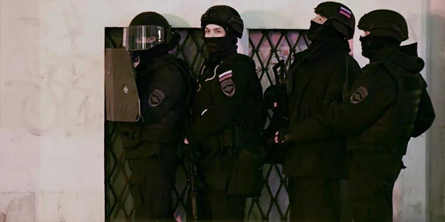 Rusya'nın 10 bölgesinde Hizb-ut Tahrir'e yönelik operasyon