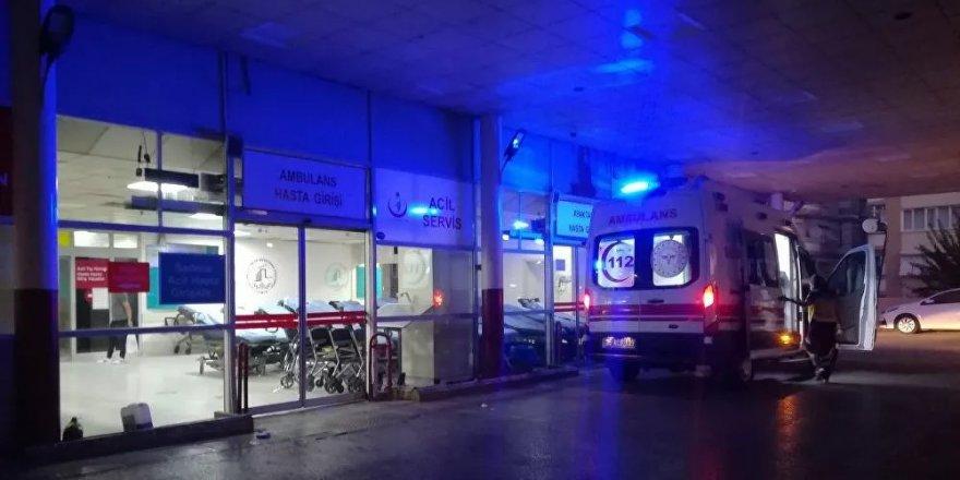 KYK yurdunda karantina altında bulunan 40 kişi, dışarıdan getirilen tavuk nedeniyle hastanelik oldu