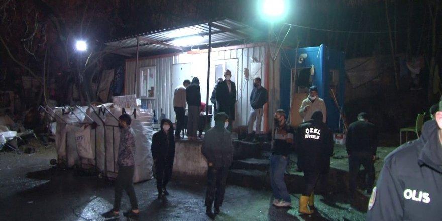Kadıköy'de işçilerin kaldığı koğuştan 13 adet cep telefonu çalındı
