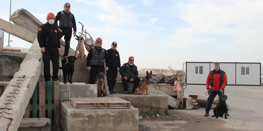 İzmir için göreve hazırlar