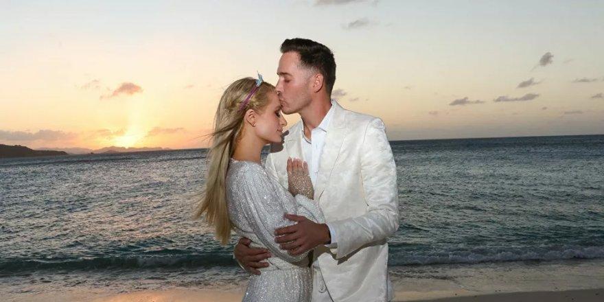 Paris Hilton 4. kez nişanlandı