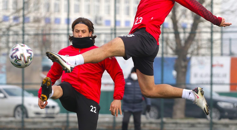 Boluspor, Altınordu maçı hazırlıklarını tamamladı