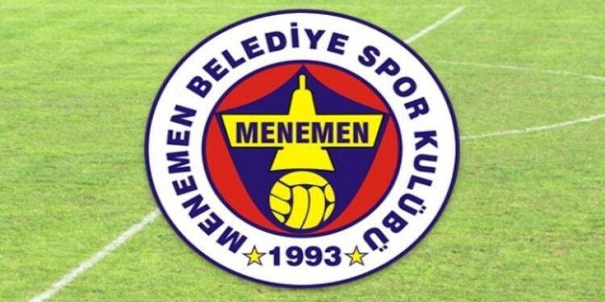 Menemenspor, yarın Akhisarspor'u ağırlayacak
