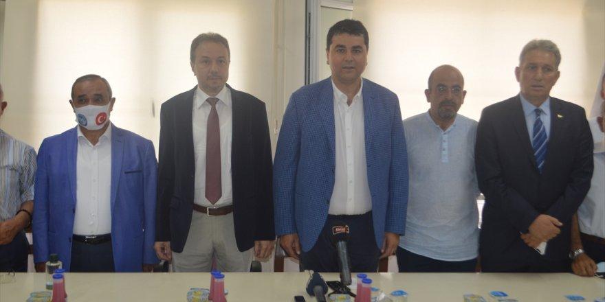 DP Genel Başkanı Uysal, Afyonkarahisar'da konuştu