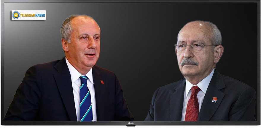 Kılıçdaroğlu, TV'de İnce'nin karşısına çıkmaktan neden çekiniyor? Adaylık atama sisteminin çökeceğinden mi korkuyor?