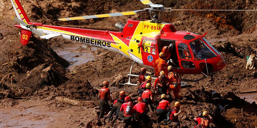 Brezilyalı maden devi, 270 can alan ve ekosistemi mahveden atık barajı felaketi için 7 milyar dolar tazminat ödeyecek