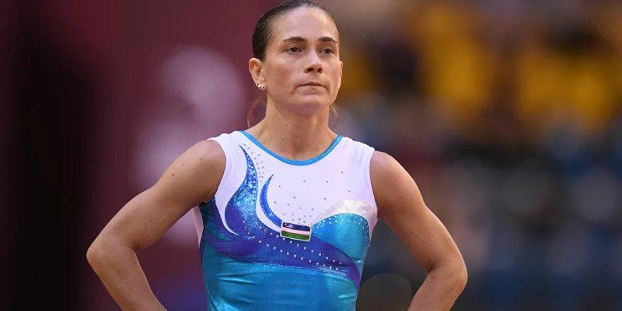 Sekiz olimpiyatta yarışmış dünyanın tek kadın sporcusu Çusovitina 46 yaşında kariyerini sonlandırdı