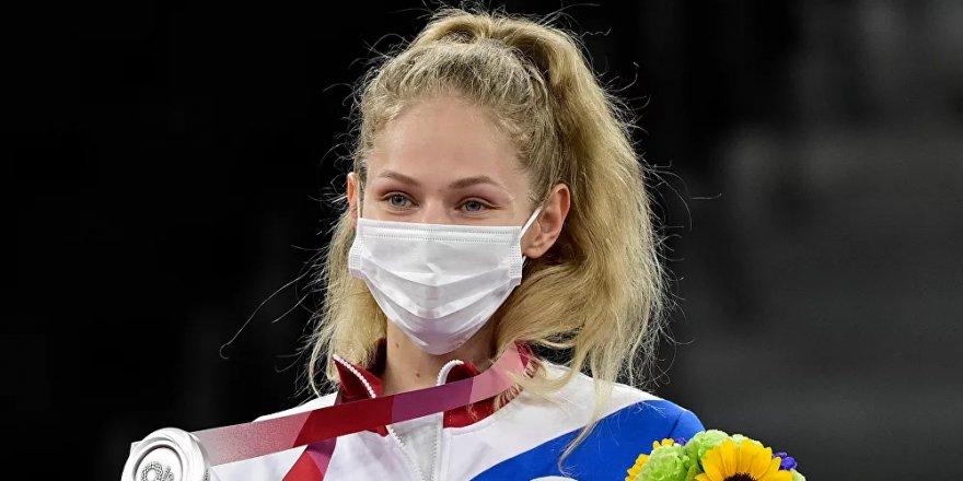 Tekvandocu Minina Rusya'ya yedinci madalyasını kazandırdı