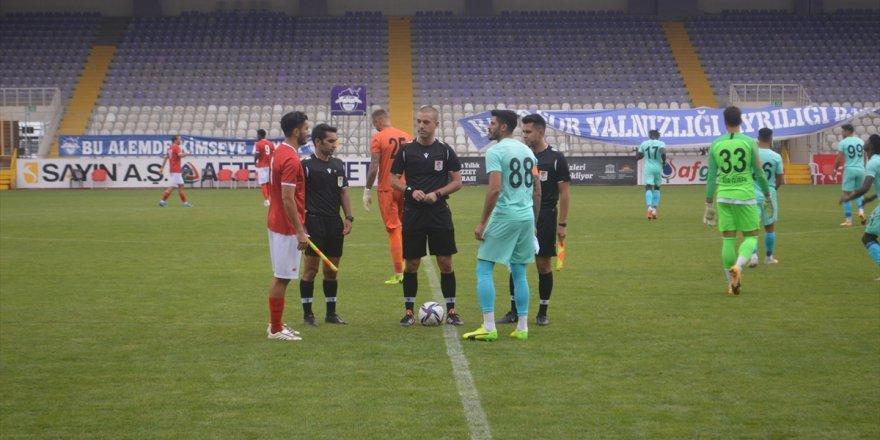 Fraport TAV Antalyaspor: 4 - Menemenspor: 1