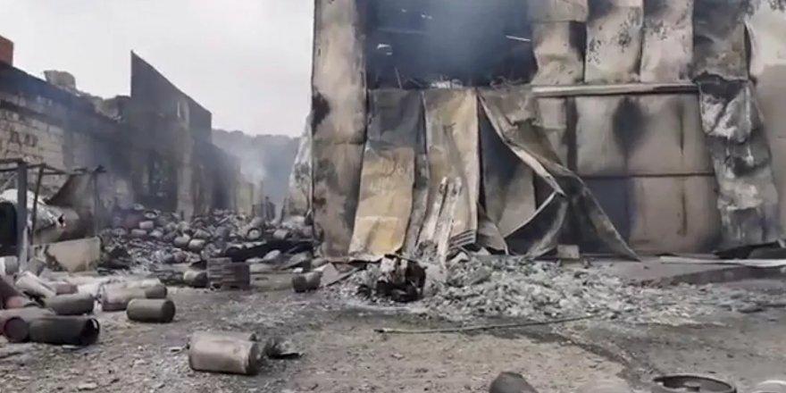 Sardinya Adası'nda yangın: 1500'ü aşkın kişi tahliye edildi