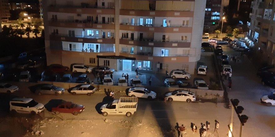 Osmaniye'de korkutan ikinci deprem