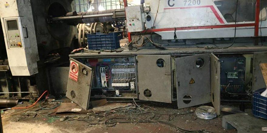 Manisa'da 19 yaşındaki Suriye uyruklu işçi, çalıştığı fabrikada hayatını kaybetti