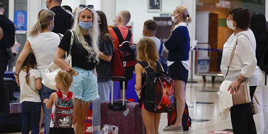 Turizmde 'en kötü' geride kaldı: Yıl sonuna kadar Rusya'dan 4.5 milyona varan turist bekleniyor