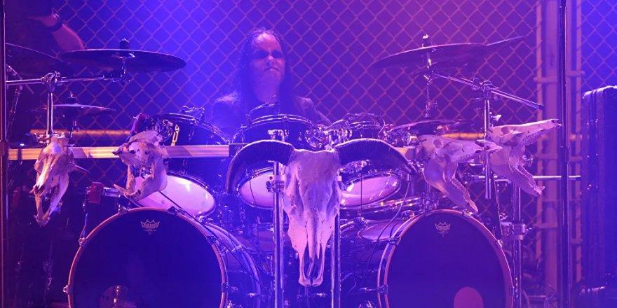 Slipknot'un eski bateristi Joey Jordison hayatını kaybetti