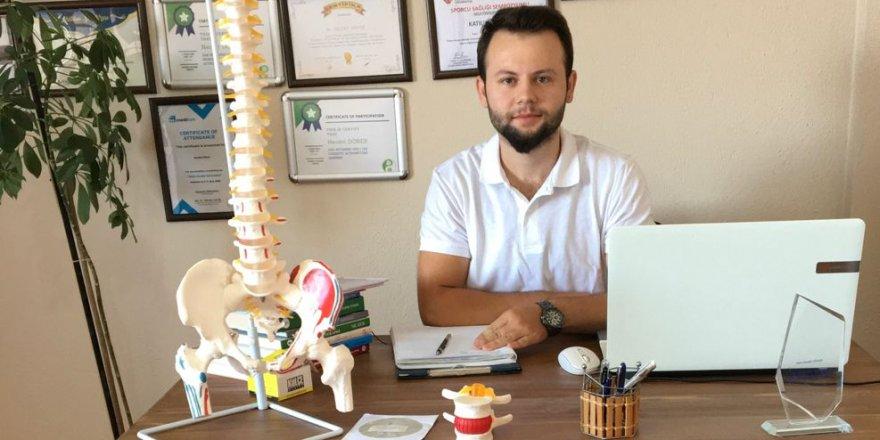 İzmir Bergama'da Kayropraktik tedavi!