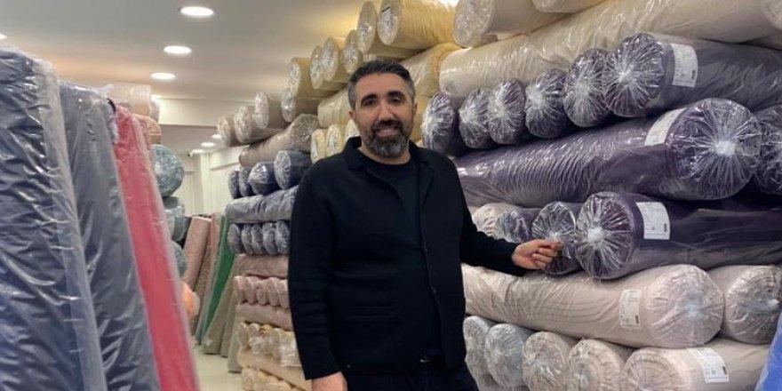 Dünyanın kumaşı Türkiye'den
