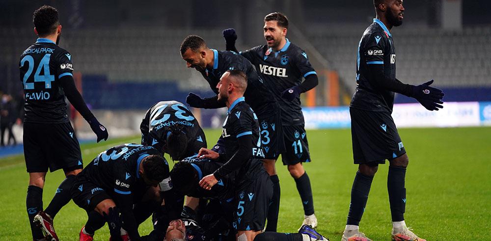 Süper Lig: Medipol Başakşehir: 0 - Trabzonspor: 1