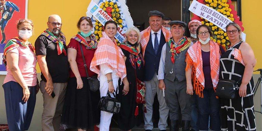 Başkan Atay'dan yörüklere müze sözü