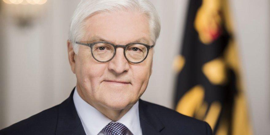 """Almanya Cumhurbaşkanı Steinmeier: """"Hanau sizi unutmadı ve unutturmayacak"""""""