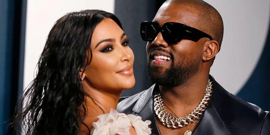 Resmileşti: Kim Kardashian, eşi Kanye West'ten boşanmak için dava açtı