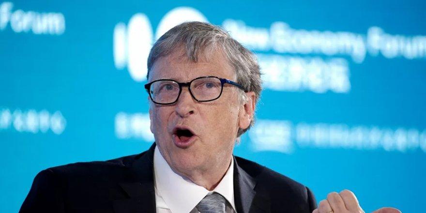 Bill Gates, 'pandeminin önüne geçemedikleri' için dünya liderlerini kınadı