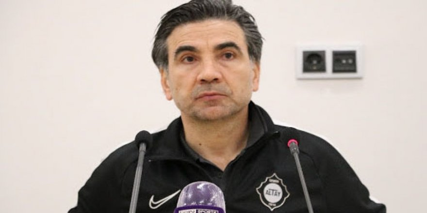 Altay, Osman Özköylü yönetiminde ilk galibiyetini Adana Demirspor karşısında aldı