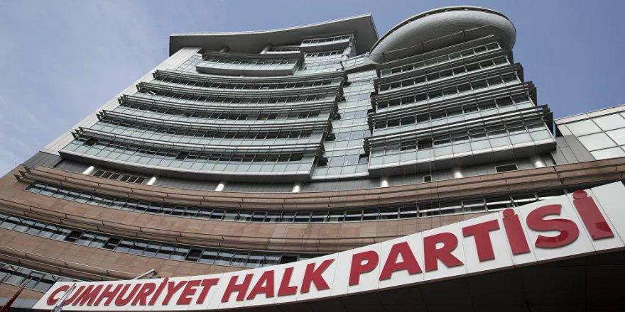 CHP'den 'anayasa' raporu
