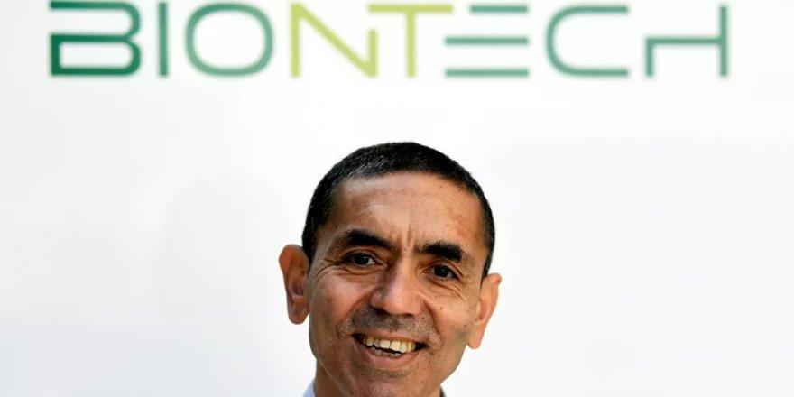 BioNTech CEO'su Prof. Dr. Şahin'den aşı fiyatı açıklaması