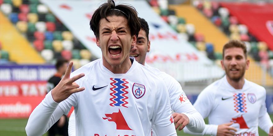 Altınordu: 1 - Adanaspor: 1