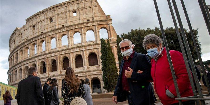 İtalya'da son 24 saatte 14 bin 931 yeni vaka