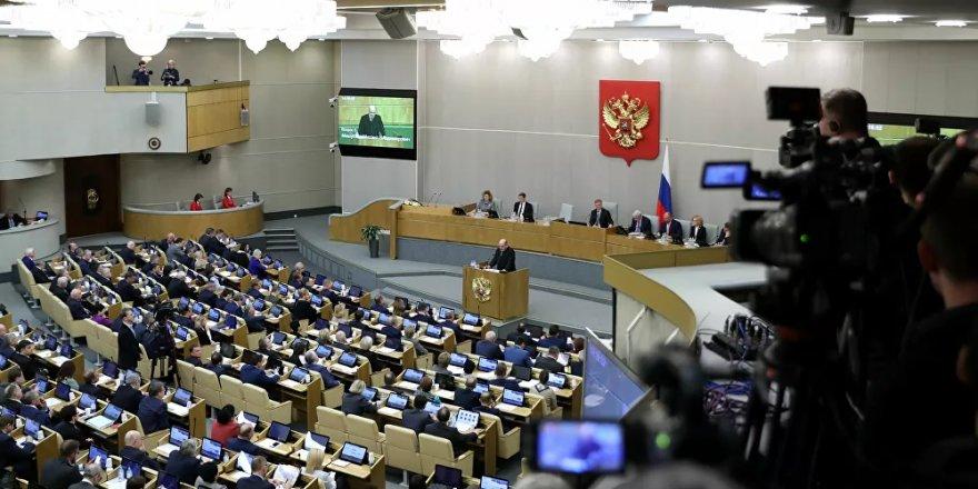 Biden'ın Rusya ve NATO hakkındaki sözlerine Duma'dan yanıt