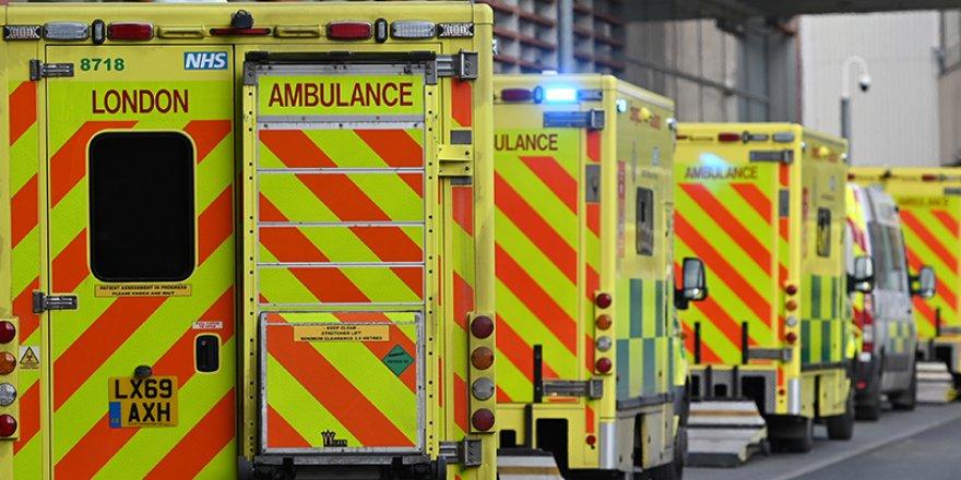 İngiltere'de toplam can kaybı 120 bini aştı