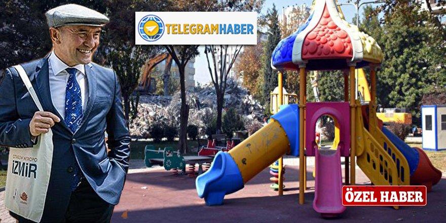 Depremde zarar gören Bayraklı parklarının bakım/onarım işi Ankaralı şirkete emanet: 12.6 Milyon TL