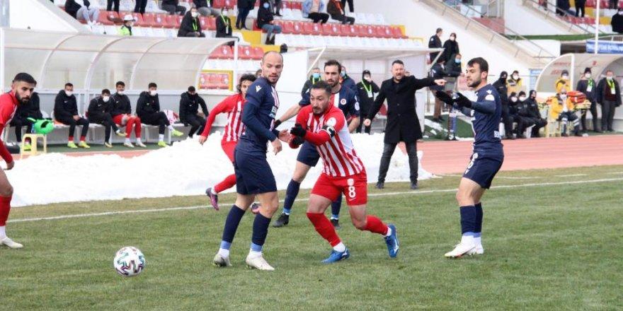 3. Lig: Karaman Belediyespor: 0 - Fethiyespor: 2