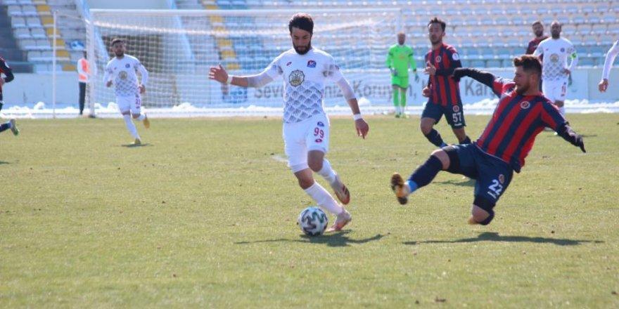 3. Lig: Kırıkkale BA: 1 - Bergama Belediyespor: 0