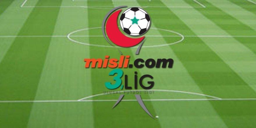 Ligde 2, 3 ve 4. Grup'ta 22. hafta maçları yapıldı