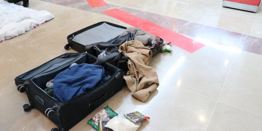 Denizli Çardak Havalimanı'nda 1 kilo 584 gram sentetik uyuşturucu ele geçirildi