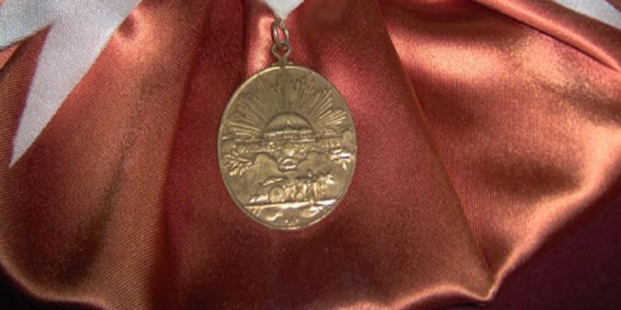 O şanlı İstiklal Madalyası şimdi kimin elinde?