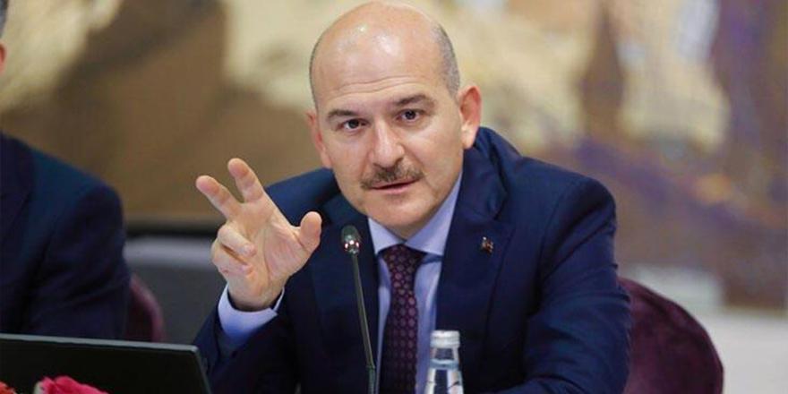 İçişleri Bakanı Soylu'dan Twitter kısıtlamalarına tepki