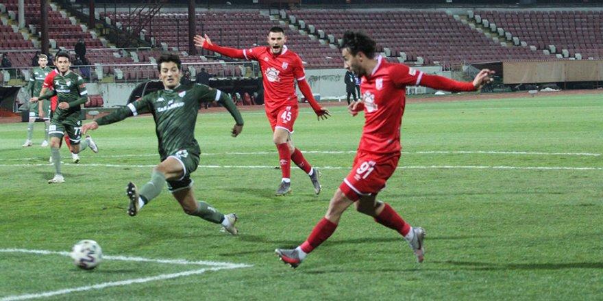 TFF 1. Lig: Balıkesirspor: 3 - Bursaspor: 0