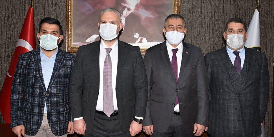 """Başkan Vekili Pehlivan: """"Bugün itibariyle Menemen'de hizmetin startı verildi"""""""