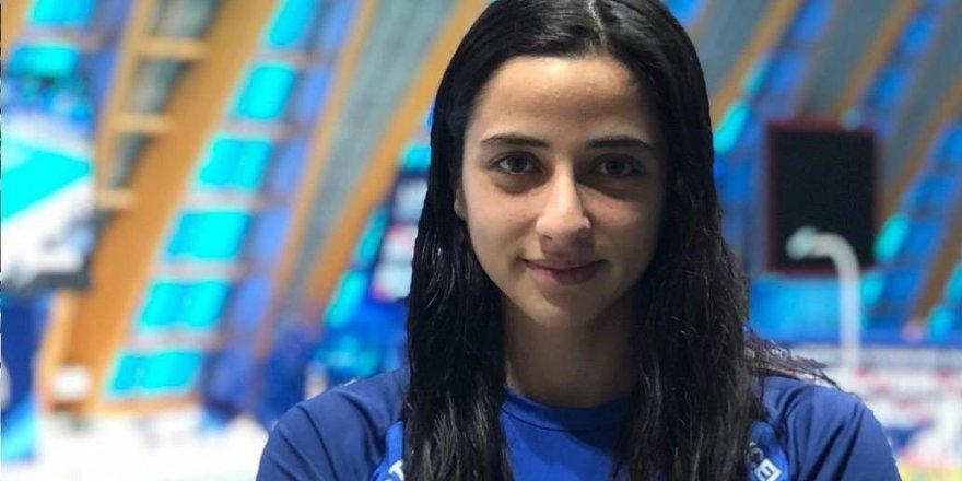 Deniz Ertan, 800 metre serbestte olimpiyat A barajını geçti