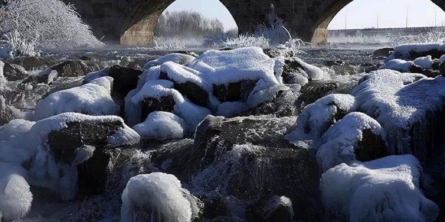 Sivas sıfırın altında 27.1 dereceyle Türkiye'nin en soğuk ili oldu