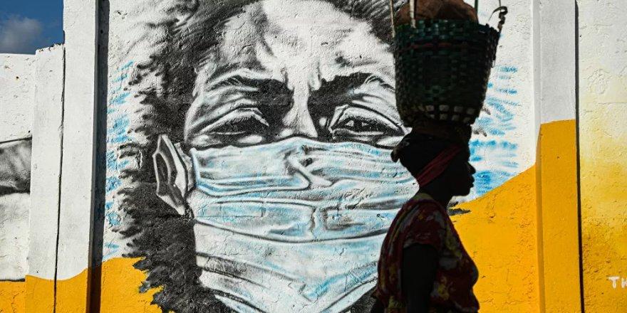 Tanzanya hükümeti sonunda kabullendi: Maske takın