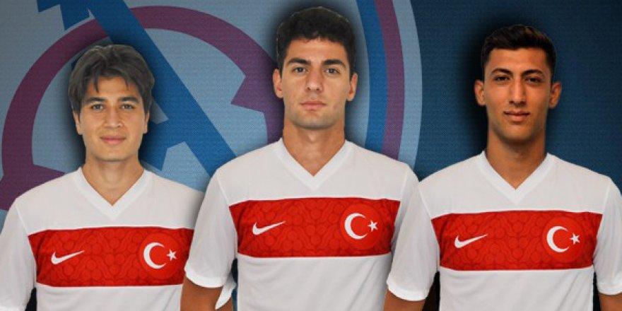 Altınordu'nun 3 genci U19 Milli Takımı'nda