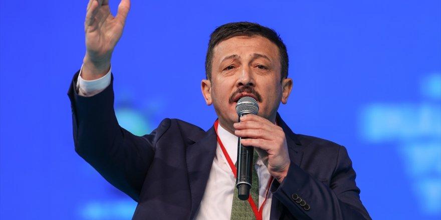 """AK Parti Genel Başkan Yardımcısı Hamza Dağ: """"Kongreler bizim için düğün günüdür"""""""
