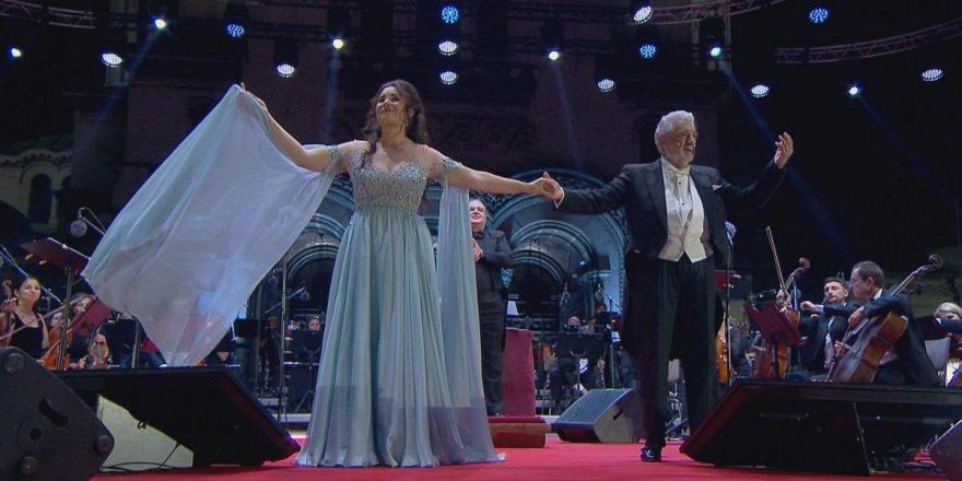 Bulgar soprano Sonya Yoncheva, 20 yıl sonra ülkesine 'Sofya'da Gala' ile döndü