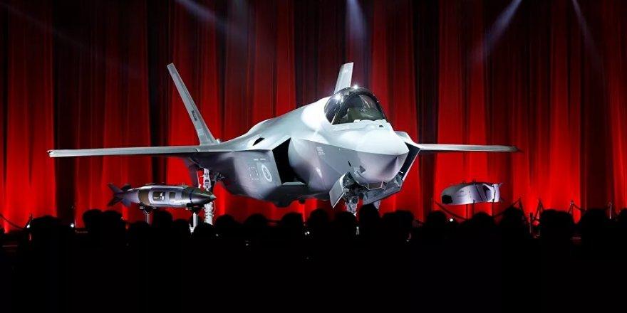 'Türkiye, F-35 programında gasp edilen hakları için girişim başlattı'
