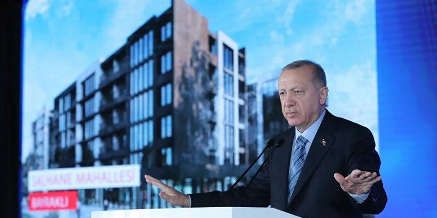 Cumhurbaşkanı Erdoğan: İzmir'i çok daha büyük projelerle tanıştırmak için sabırsızlanıyoruz