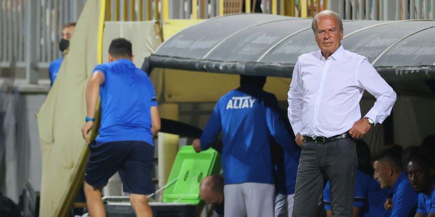 Altay-Göztepe maçının ardından